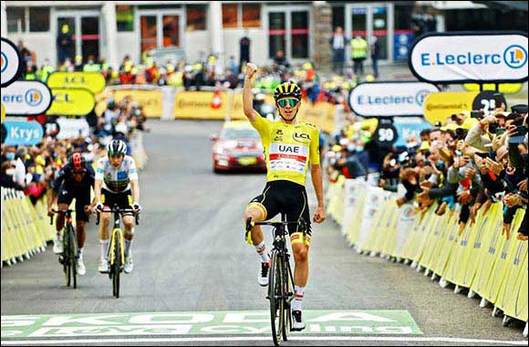 Pogacar Dominates Tour De France With Back-to-back Wins in the Pyrenees