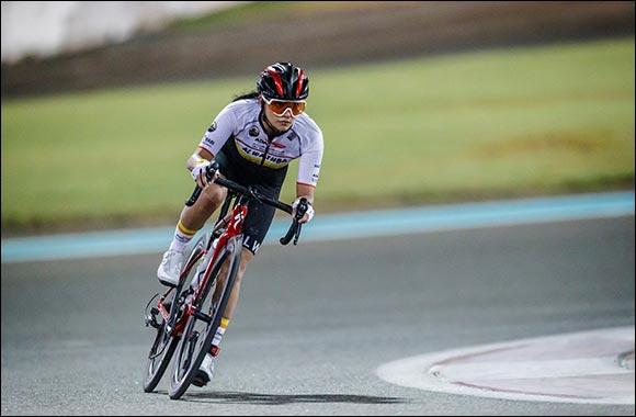 Cycling Community Brings Energy to Yas Marina Circuit