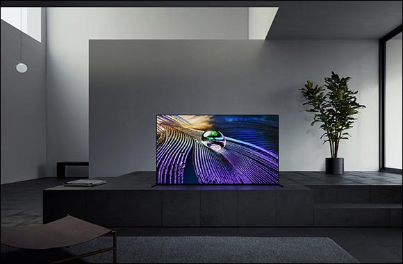 Sony's BRAVIA XR TV with Cognitive Processor Redefines Immersive Experience for Viewers
