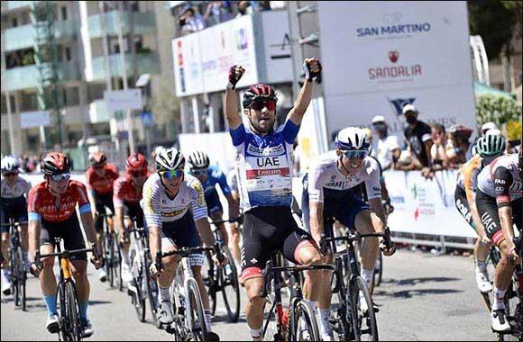 Ulissi and Riabushenko Shine in Settimana Ciclista Italiana