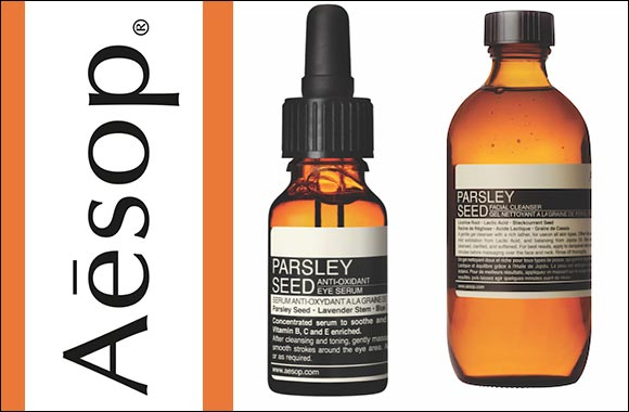 Aesop's Parsley Seed Essentials - Your New Skincare Routine Favourites