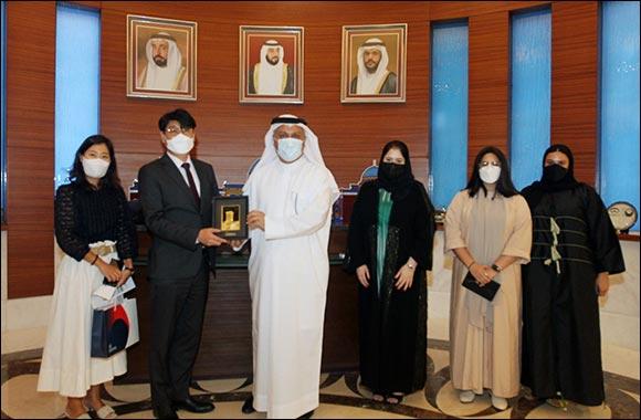 Sharjah Chamber, South Korea Explore Fostering Economic Ties