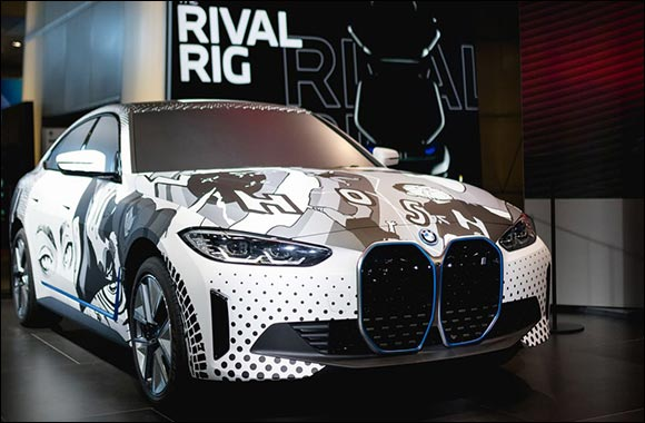 """Live from BMW Welt: The Esports Industry Assembles Virtually at BMW Esports Boost – Premiere for """"The Rival Rig"""" from RIVALWORKS."""