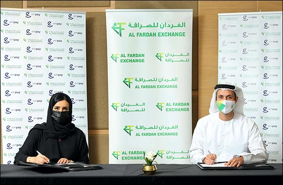 Al Fardan Exchange Joins Forces With Empay's Contactless Ecosystem in Landmark Deal to Provide Remittance Services