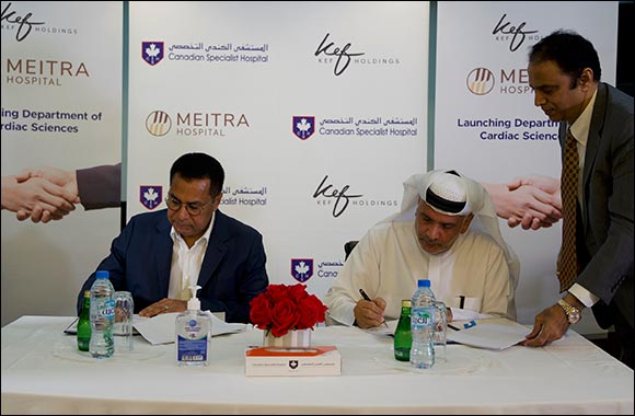 Canadian Specialist Hospital, KEF Healthcare sign MoU to Open Centre for Cardiac Sciences on MCN Platform