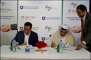 Canadian Specialist Hospital, KEF Healthcare sign MoU to Open Centre for Cardiac Sciences on MCN Pla ...