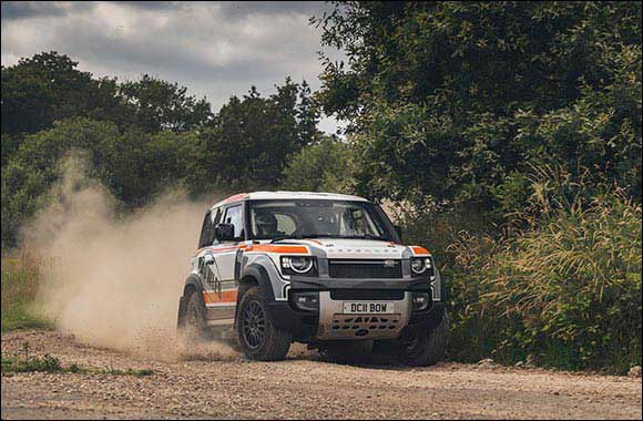 Defender Goes Rallying: Bowler Transforms Reborn Icon for 2022 Challenge Series
