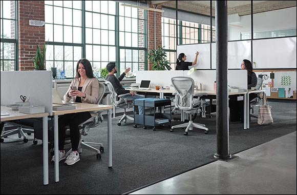 Herman Miller Reveals Seven Predictions for The Future of Work