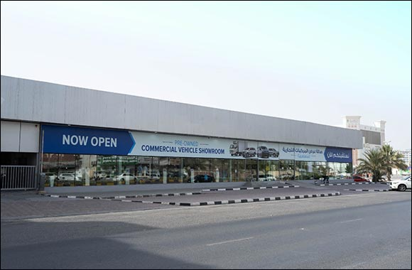 Al-Futtaim Automotive Opens first-of-its-kind Showroom for pre-owned Light Commercial Vehicles