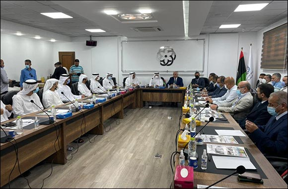 UAE Federation of Chambers Delegation Concludes Visit to Libya to Enhance Bilateral Cooperation