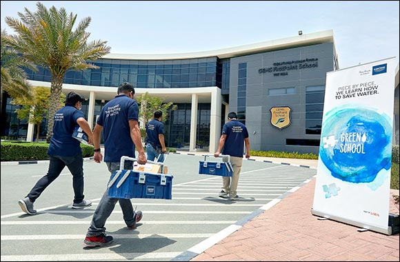 GROHE Collaborates with GEMS Education to Raise Awareness of Water Preservation in the UAE