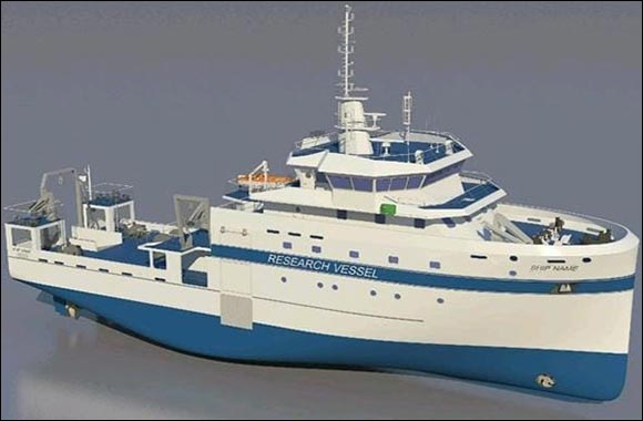 The Environment Agency – Abu Dhabi to continue to Pioneer Marine Scientific Research in the Region with a new State-of-the-Art Marine Conservation and Fisheries Research Vessel