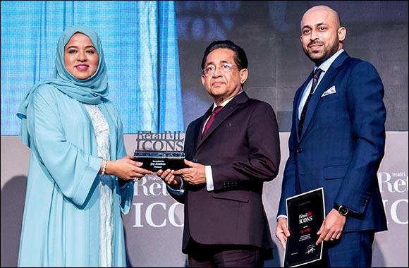 Joyalukkas Wins the Coveted RetailME ICONS Award