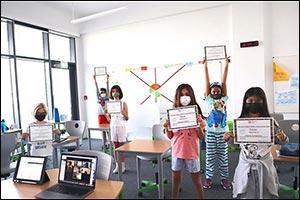 ACS Doha Students Celebrate Qatar In Alif-Sponsored �Comic Book Challenge'