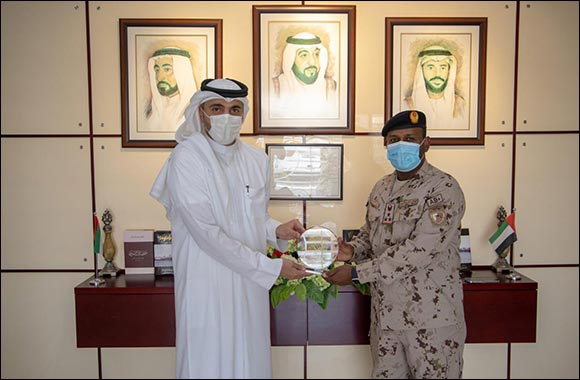 Sharjah Ports and Border Points Committee, Border Guard Group Command discuss boosting bilateral cooperation