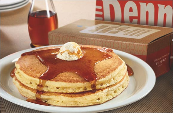 Summer Just Got Sweeter With Denny's Free Pancakes Offer