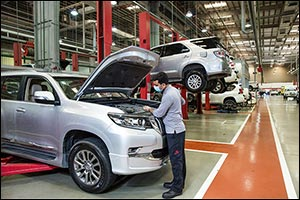 Al-Futtaim Toyota Owners Can Achieve Ultimate Peace of Mind and Resale Value With Toyota Care
