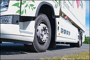 Continental Continues to Lead the Way in Future Mobility with Testing of Tyre Prototypes for E-Truck ...