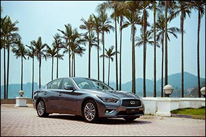 INFINITI Q50: A Head-Turning Luxury Sedan to Watch