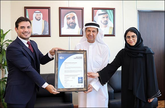 Ministry of Health becomes first Body Globally to obtain GC-Mark Accreditation in Data Quality Management