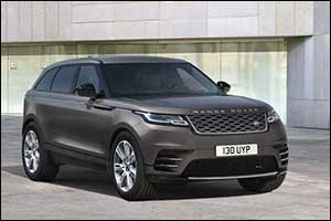 Elegance and Wellbeing: More Choices for Range Rover Velar