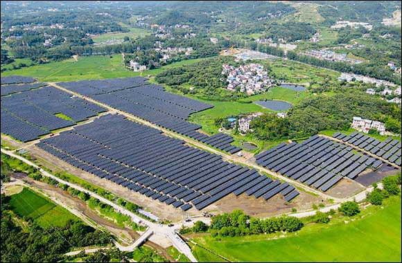 Trina Solar's 100 Mw Agricultural Pv Solar Project Fitted With 210 Modules Connected to Grid