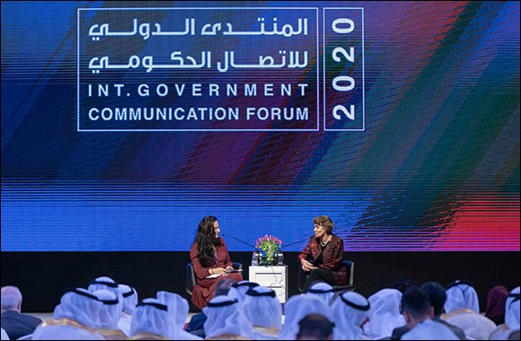 Jawaher Al Naqbi Discusses Six Key Pillars Underpinning an Effective Government Communications Strategy