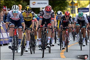 Kristoff 2nd in Emphatic Norway Sprint Finish