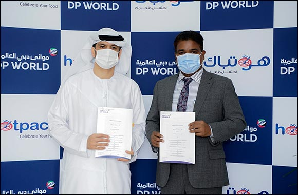 Hotpack Global Signs Terminal Agreement With DP World, UAE Region