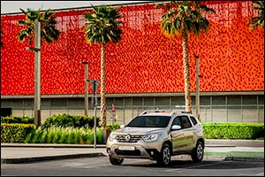 Arabian Automobiles Offers the Unstoppable 2022 Model Year Renault Duster at just AED 777 per month