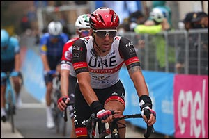 UAE Team Emirates Announce Wave of Contract Renewals