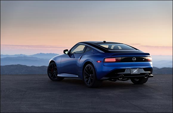 2023 Nissan Z: One letter says it all. Again.