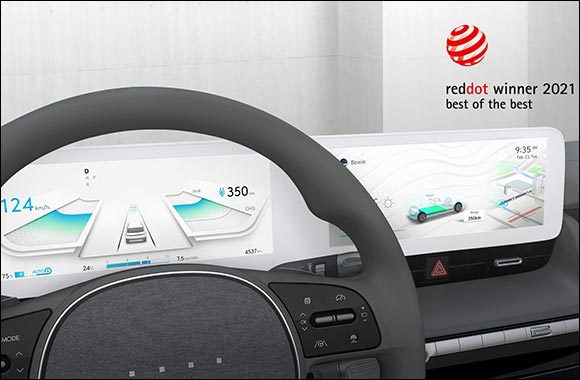 Hyundai Motor Wins 16 Red Dot Awards: Brand & Communications Design 2021
