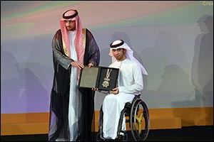 MBR Creative Sports Award Sends Its Best Wishes to Arab Athletes for Tokyo Paralympic Games