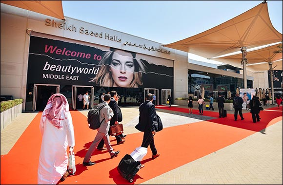 Strong International Appetite for 25th Edition  of Beautyworld Middle East