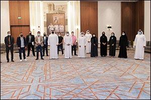 Dubai Municipality Director General Meets Contractors and Consultants Listens to Development Proposa ...
