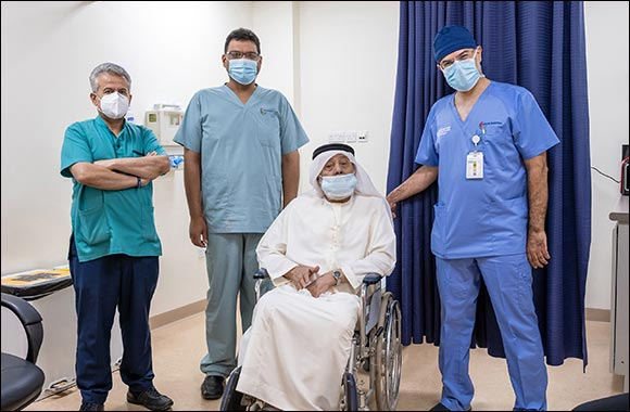 Tawam Hospital Adopts a Multidisciplinary Approach to Successfully Treat 75-year-old Man Diagnosed With Benign Prostatic Hyperplasia