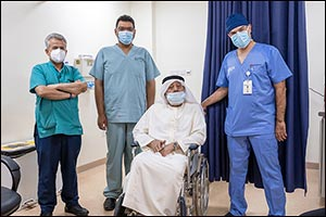Tawam Hospital Adopts a Multidisciplinary Approach to Successfully Treat 75-year-old Man Diagnosed W ...