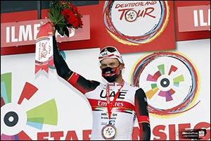 Victory for the Viking at Tour of Deutschland
