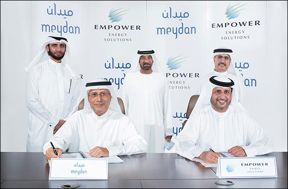 Empower Signs an Agreement to Acquire and Supply the Meydan Master Community With 382,000 Rt District Cooling Energy