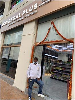 Regal Plus Opens its Third Outlet at Hamdan Street, Abu Dhabi
