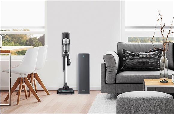 How the Samsung Jet™ Cordless Vacuum Cleaner Has Transformed Household Cleaning