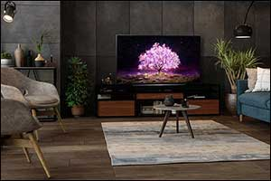 LG Combines OLED, 4K and AI to Usher in New Era of Home Entertainment in the UAE