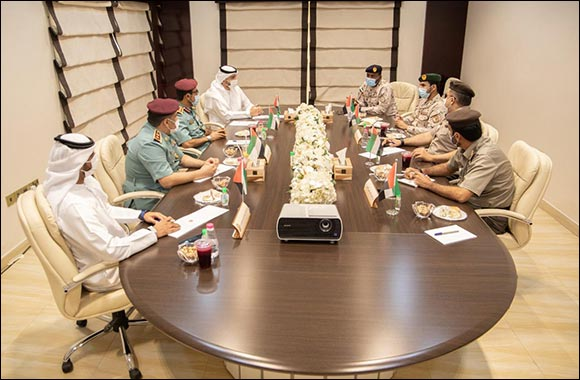 Sharjah Ports and Border Points Committee Preparations in Full Swing to Receive Omani Brothers Coming from Emirate's Land Ports