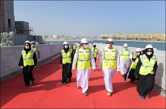 Al Hajri Inspects final pre-operational stage completion of deep tunnel project