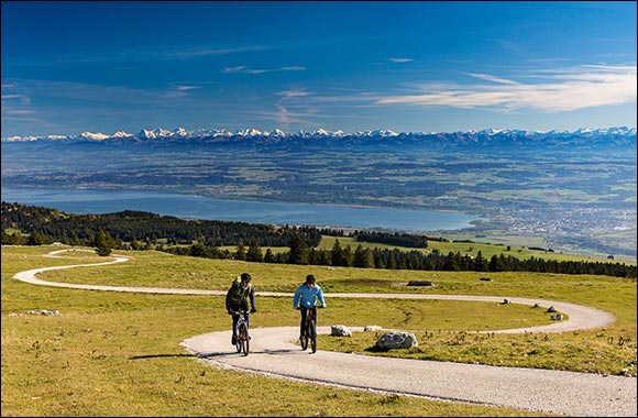 Cycle Through Paradise: Region of Vaud