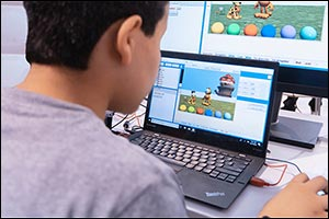 CMU-Q Summer Program Teaches Coding to Youth Around the World