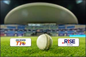 RISE Worldwide Wins Multi-Faceted Mandate  for Abu Dhabi T10