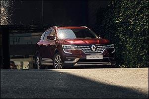 2022 Renault Koleos� The Contemporary SUV Reimagined