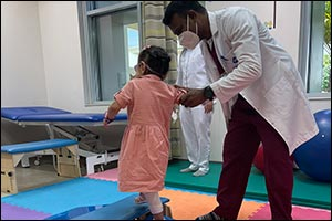 SEHA Celebrates World Physiotheraphy Day With Series of Events Aimed to Raise Awareness Within the C ...